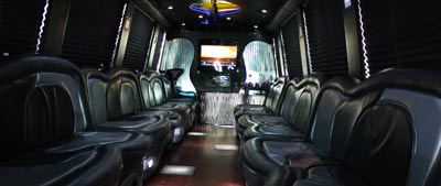 Limos and Party Buses for Every Occassion!