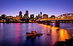 Portland Oregon City Tour