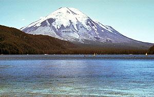 Mt Saint Helens Tour