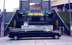 Oregon Sports Limousine & Party Bus
