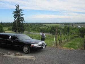 Oregon Winery Tour Limousine