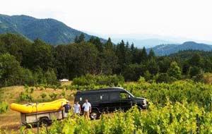 Portland Wine Tour Limousine Shuttle