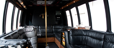 Vancouver Prom Party Bus