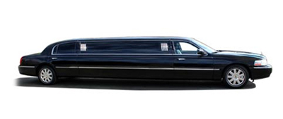 Lincoln Stretch Limousine Exterior