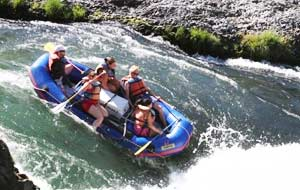 Oregon Rafting Adventure