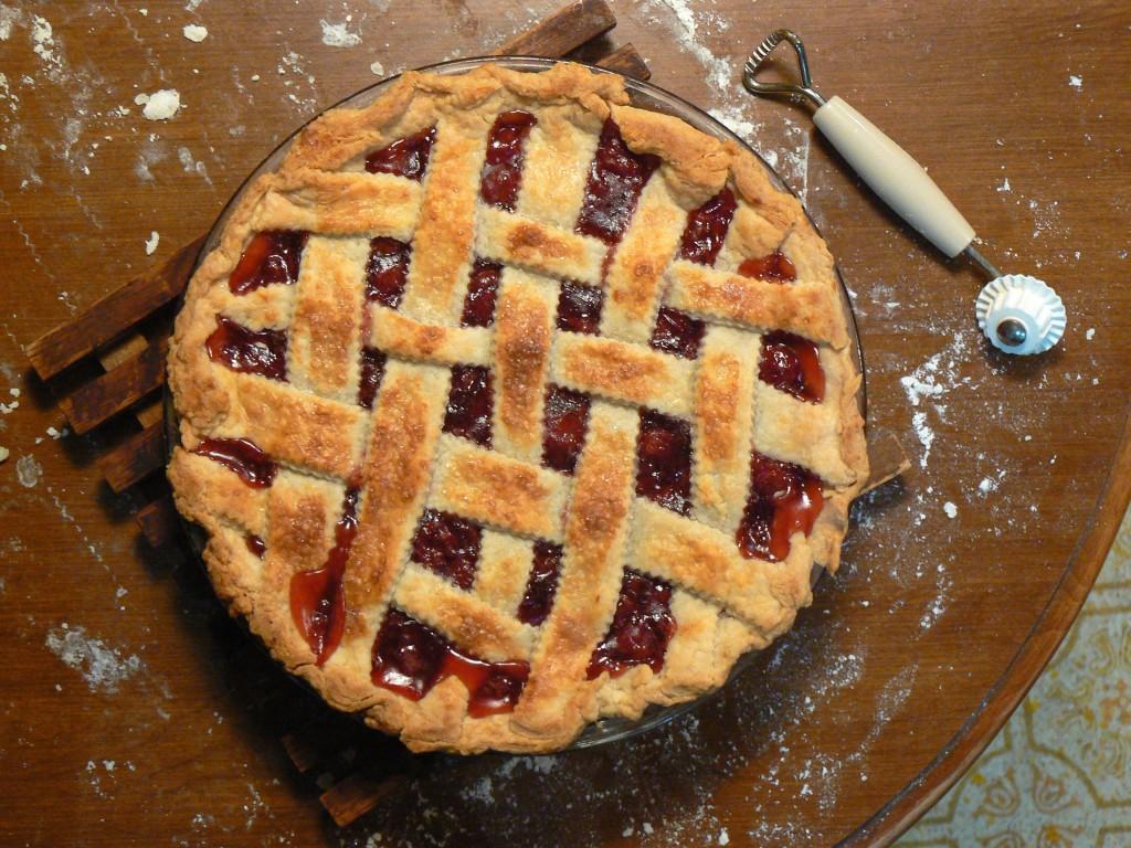 Summery Cherry Pie
