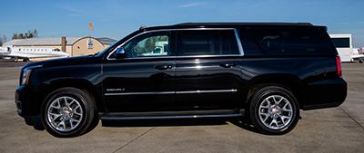 Denali XL Executive SUV Interior