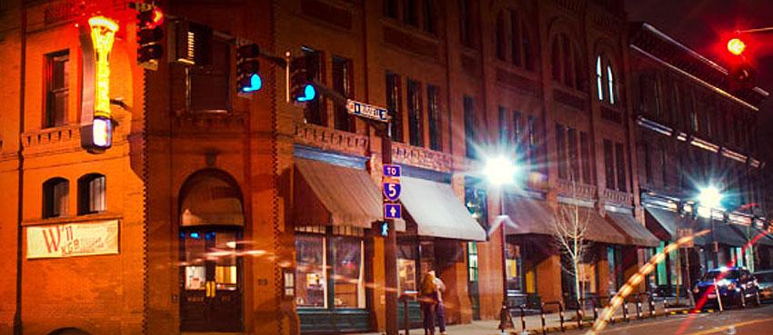 Widmer Brothers Brew Pub Portland, Oregon