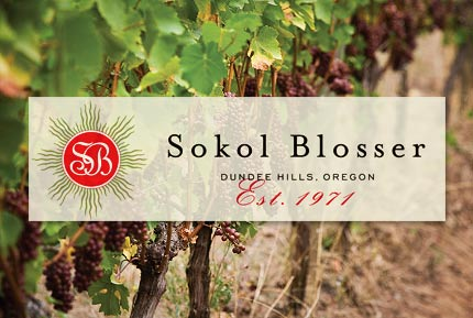 Sokol Blosser Winery Dundee Hills Oregon