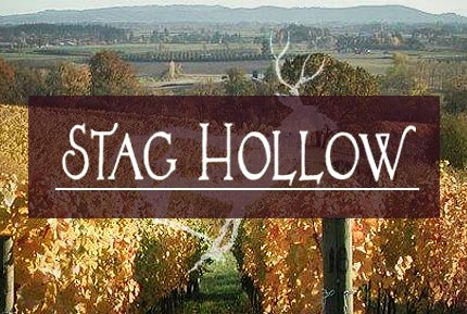 Stag Hollow Winery Vineyard Yamhill County Oregon