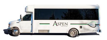 Bend, Oregon 15 Passenger Executive Limo Coach