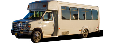 18 Passenger Corporate Shuttle – Tour Bus