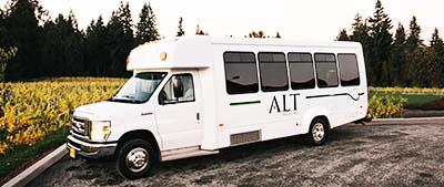 18 Passenger Corporate Shuttle - Tour Bus